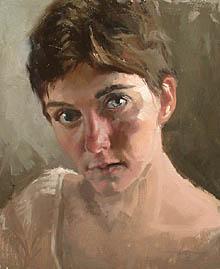 Alexandra - A Quick Head Study