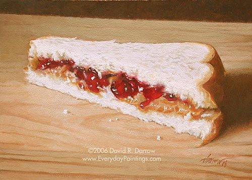 PBJ - The Sandwich of Choice