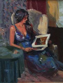 Studying Art